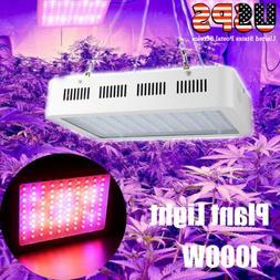 1000w 100pcs watt led grow light lamp