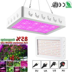 1000W/2000W LED Grow Light Full Spectrum Veg Flower Indoor P
