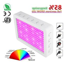1000W 2000W LED Grow Light Panel Lamp for Hydroponic Plant G