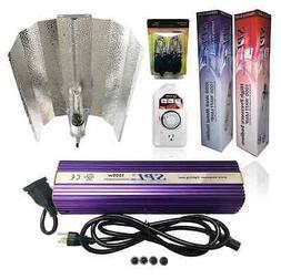 1000W 600W 400W Watt MH/HPS Grow Light Digital Wing System S