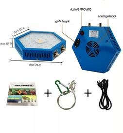 1000W Cob Led Grow Light For Indoor Plants,Adjustable Full S
