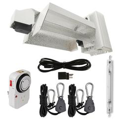 Digital Grow 1000W HPS Double Ended DE Complete Grow Light K