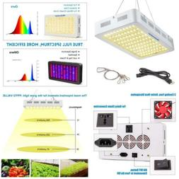 Roleadro 1000W LED Grow Light 2nd Generation Series Plant wi