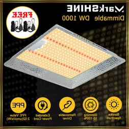 1000W LED Grow Light Full Spectrum Indoor Hydroponic Veg Flo