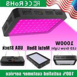 1000W LED Grow Light Hydroponics Full Spectrum Indoor Plant