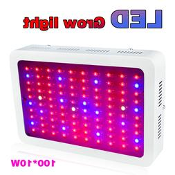 1000W LED Grow Light Lamp Full Spectrum for Flower Medical I