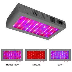 MORSEN 1000W LED Grow Light Panel Lamp Full Spectrum Hydropo