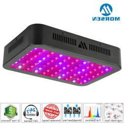 Morsen 1000W Led Grow Lights Full Spectrum for Indoor Medica