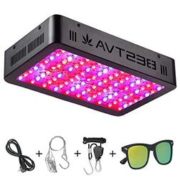 BOSSLED 1000W800W600W Double 5W Chips LED Grow Light Full Sp