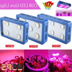 1200-1800W COB LED Plant Grow Light Full Specturm LED Grow L