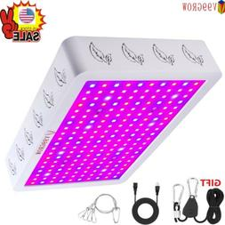 1200/2000/4000W LED Grow Light Full Spectrum IR Indoor Plant