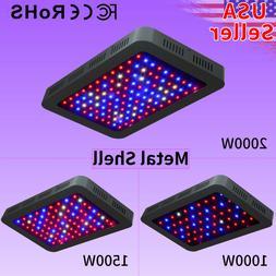 2000W 1500W 1000W LED Grow Light Veg Full Spectrum Plant Lig
