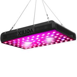 AGLEX 1200W COB LED Grow Light Full Spectrum UV IR Reflector