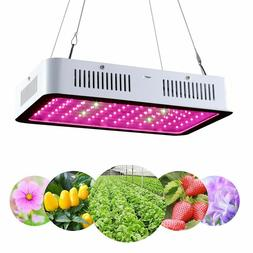 1200W IR UV LED Grow Light Garden Full Spectrum LED Lamp Hyd