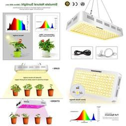 1200w led grow light full spectrum growing