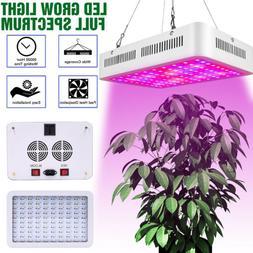 1200W LED Grow Light Full Spectrum LED Light Fixtures for Pl