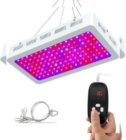 Lightimetunnel 1200W LED Plant Grow Light Full Spectrum Dual