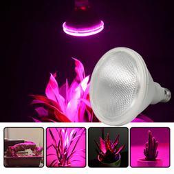 12W LED Grow Light Panel Lamp Bulb For Hydroponic Full Spect