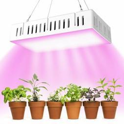 1500W LED Grow Light Full Spectrum LED Lights for Indoor Veg