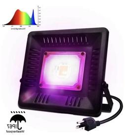 150W New COB LED Plant Light,IP67 Waterproof LED Grow Light