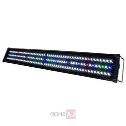 45-50 Inch 156 LED Aquarium Lighting Fish Tank Light Fixture