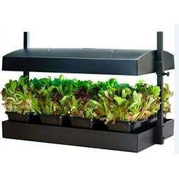 SunBlaster Grow Light Garden, Black 1600200 Grow Light Garde
