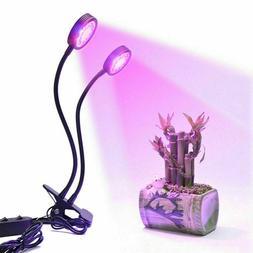 16w dual head led grow light