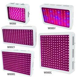 2000W 1500W 1000W 600W LED Grow Light Full Spectrum Indoor V