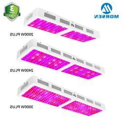Morsen 2000w--3000w Plus Full Spectrum LED Grow Lights Lamp