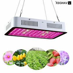 Hydro 2000W LED Grow Light Full Spectrum Panel Lamp Flower M