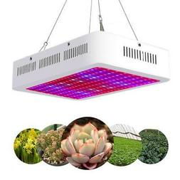 2000W LED Grow Light Full Spectrum UV for Plant Veg Flower M