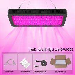 2000W LED Grow Light Panel Full Spectrum For Indoor Plants A