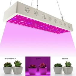 2000W LED Grow Light Panel Lamp Full Spectrum Hydroponic Pla