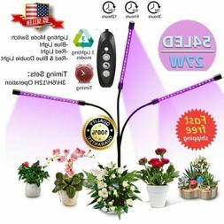 2019Upgrude LED Grow Light Plant Growing Lamp Lights with Cl