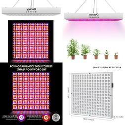 Deckey 225Led Grow Light, Hanging Full Spectrum Plant Grow L