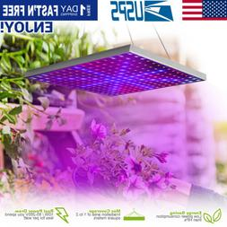 225led grow light lamp full spectrum blue
