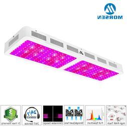 Morsen 2400W LED Grow Light Growing Lamp Full Spectrum for I