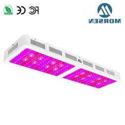 Morsen 2400W Plus Double Chips Full Spectrum LED Grow Light