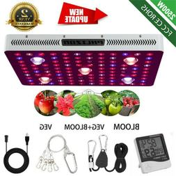 2500W Cree COB LED Grow Light Veg/Bloom for Indoor Hydroponi