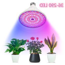 290/200/106 LED Grow Light E27 Light Lamp Bulb for Plant Gre