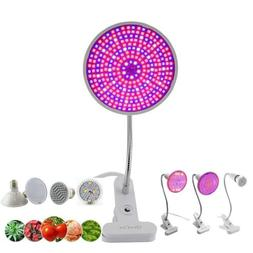 290 200 LED Plant Grow Light  Growing Red Blue veg room Seed