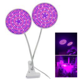 290 Led Plant Grow Light Lamp Full spectrum E27 Set  for Flo