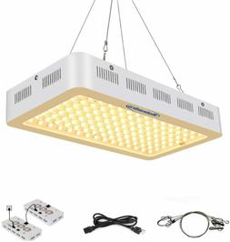 Roleadro 2nd Generation 600W LED Plant Grow Light Upgraded F