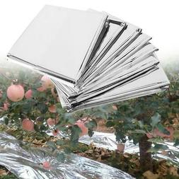 2pcs plant reflective film gardening tool greenhouse