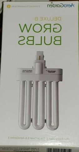 2pk Aerogarden Genuine Hydroponic Grow light Replacement 26