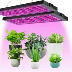 2X 1X 1000Watt LED Grow Light Full Spectrum For Indoor Plant