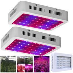 2X ColoFocus 300W LED Grow Light Full Spectrum LED Panel Lig