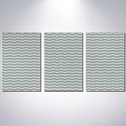 3 Panel Canvas Prints Wall Art for Home Decoration Abstract