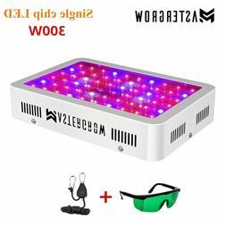 300 Watt MASTERGROW Full Spectrum LED Grow Light for Indoor