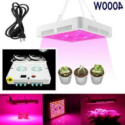 3500W LED Grow Light Full Spectrum Veg Flower Indoor Hydropo